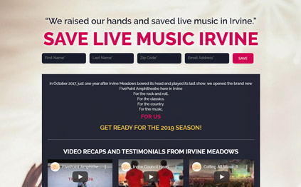 SaveLiveMusicIrvine