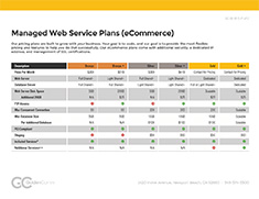 eCommerce Managed Service Plans | GoldenComm