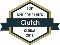 Top B2B Companies Clutch Global 2018