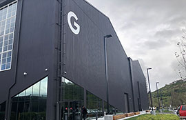 GoldenComm Visits Google's LA Headquarters